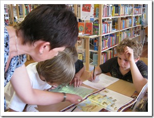 Bibliotheksralley 004